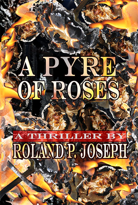 pyre of roses